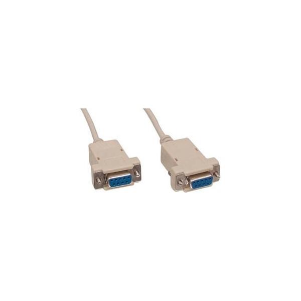 C ble db9 femelle femelle 1 8 m formule pc - Cable usb femelle femelle ...